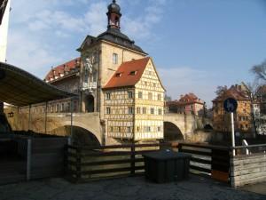 Bamberg altes Rathaus 2008