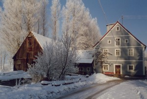 Winter Mühle 1982