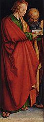 Franken-4-Apostel-Petrus-Johannes