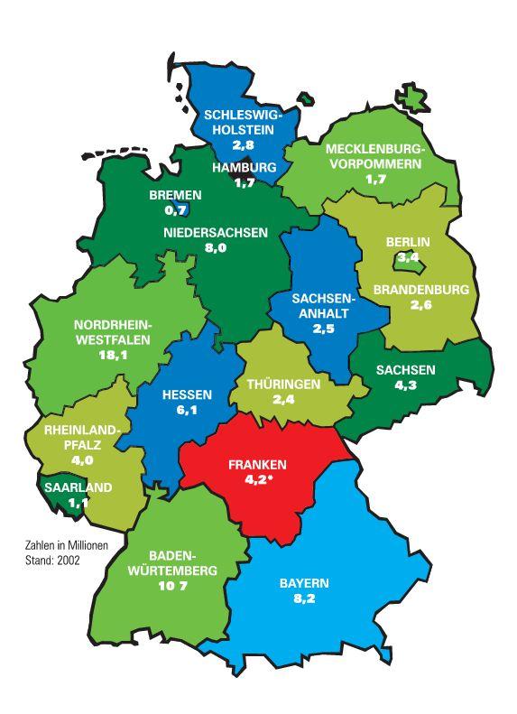 Deutschland Ohne Bayern