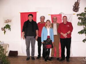 13.9.2013 Mitgliederversammlung F.B. Ochsenfurt Neuer Landesvorstand