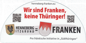 Aufkleber_Wir_sind_Franken_keine_Thueringer